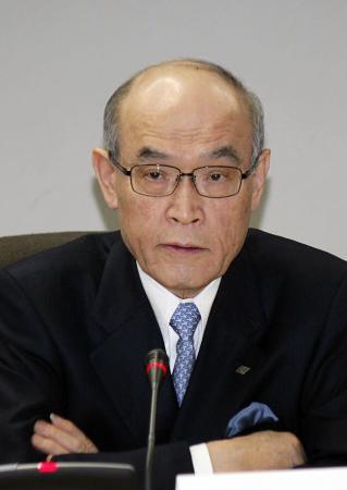 石川県の谷本正憲知事
